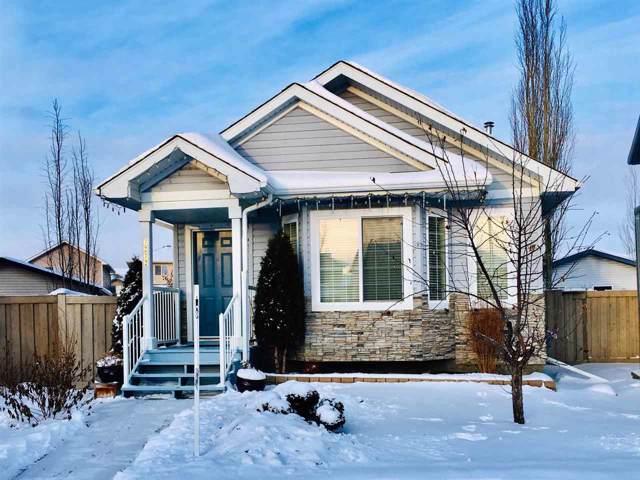 7272 South Terwillegar Drive, Edmonton, AB T6R 0E3 (#E4184127) :: Initia Real Estate
