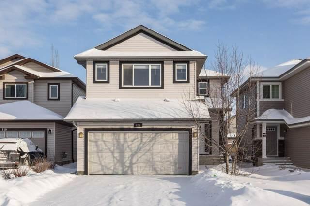 823 173 Street, Edmonton, AB T6W 0M7 (#E4184132) :: Initia Real Estate