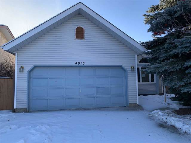 4915 13 Avenue, Edmonton, AB T6L 4E6 (#E4184140) :: Initia Real Estate