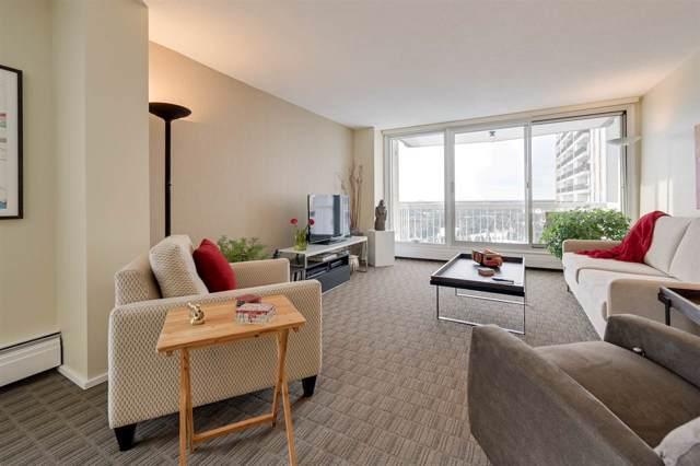 1003 9835 113 Street, Edmonton, AB T5K 1N4 (#E4184157) :: Initia Real Estate