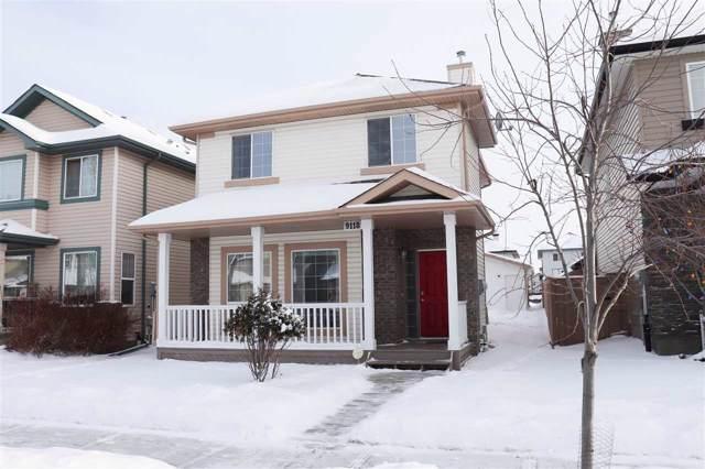 9118 Scott Crescent, Edmonton, AB T6R 0E5 (#E4184166) :: Initia Real Estate