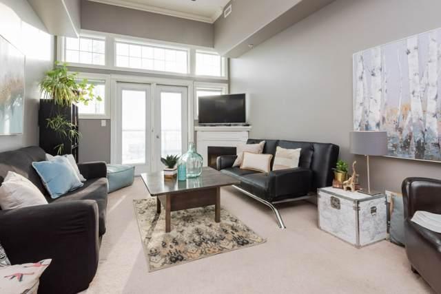 405 10121 80 Avenue, Edmonton, AB T6E 0B9 (#E4184169) :: Initia Real Estate