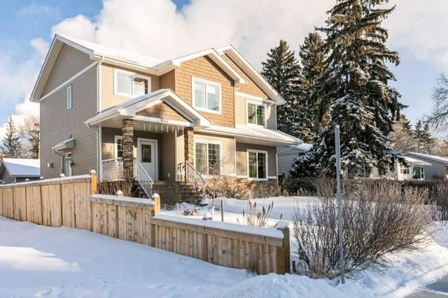 11552 80 Avenue, Edmonton, AB T6G 0R8 (#E4184176) :: Initia Real Estate