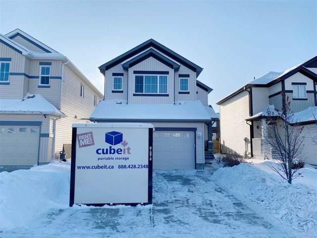 5819 18 Avenue, Edmonton, AB T6X 0W5 (#E4184197) :: Initia Real Estate