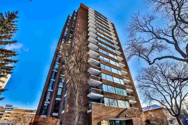 501 10025 113 Street, Edmonton, AB T5K 2K8 (#E4184215) :: Initia Real Estate
