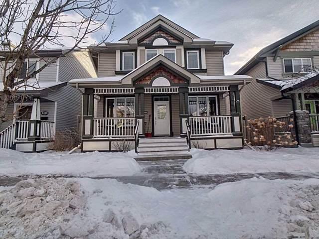 5331 Terwillegar Boulevard, Edmonton, AB T6R 3H8 (#E4184221) :: Initia Real Estate