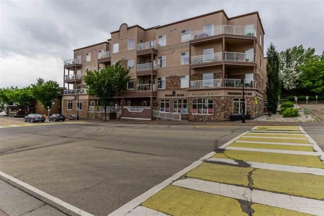 212 5 Perron Street, St. Albert, AB T8N 1E3 (#E4184263) :: Initia Real Estate