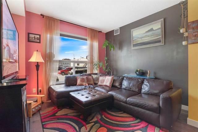 107 10523 123 Street, Edmonton, AB T5N 1N9 (#E4184276) :: Initia Real Estate