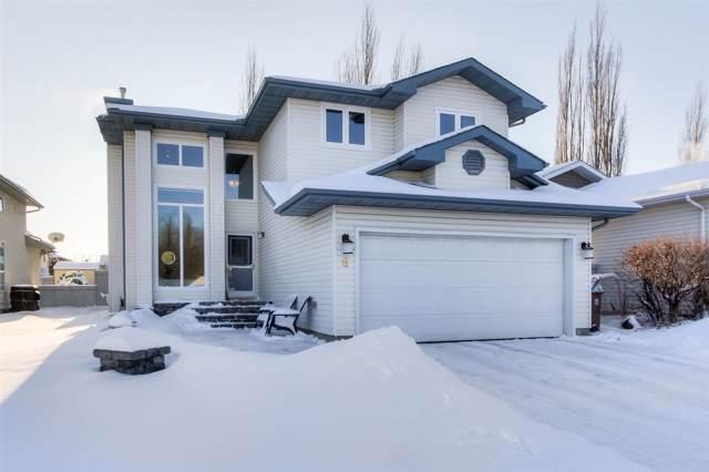 6 Oakview Crescent, St. Albert, AB T8N 6H8 (#E4184289) :: Initia Real Estate
