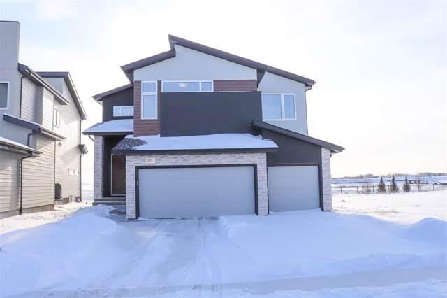 2237 Kelly Crescent, Edmonton, AB T6W 3R9 (#E4184318) :: Initia Real Estate