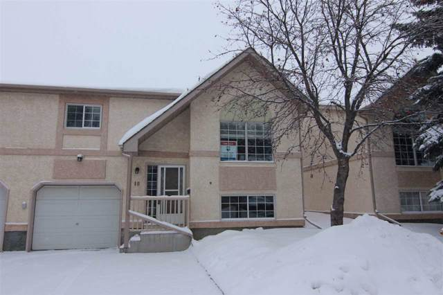 10 53 Erin Ridge Drive, St. Albert, AB T8N 6A3 (#E4184320) :: Initia Real Estate