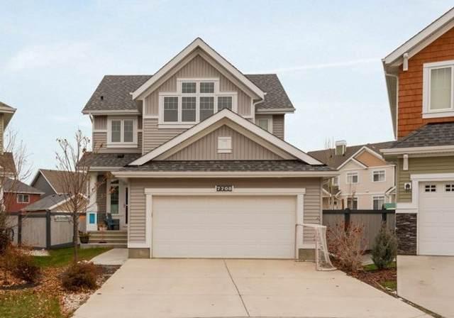 7708 18 Avenue, Edmonton, AB T6X 0V3 (#E4184328) :: Initia Real Estate