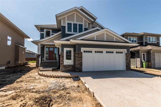 48 Jacobs Close, St. Albert, AB T8N 7S4 (#E4184352) :: Initia Real Estate