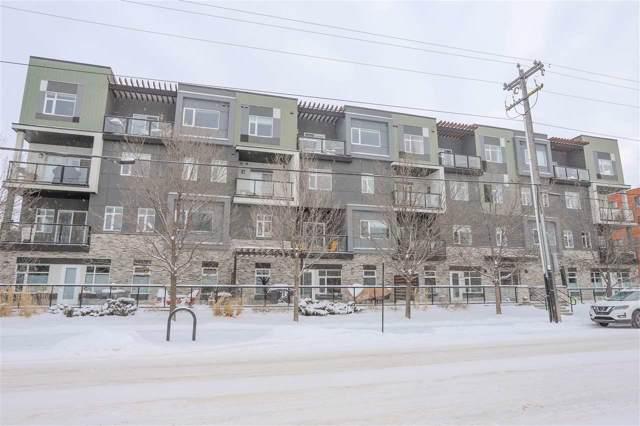 200 8525 91 Street, Edmonton, AB T6C 3N1 (#E4184394) :: The Foundry Real Estate Company