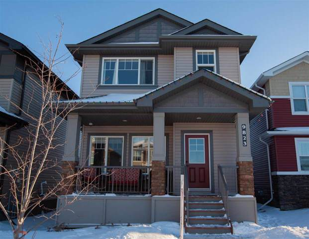 9823 106 Avenue, Morinville, AB T8R 2P1 (#E4184397) :: Initia Real Estate