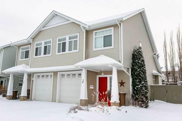 24 200 Erin Ridge Drive, St. Albert, AB T8N 7E2 (#E4184401) :: Initia Real Estate