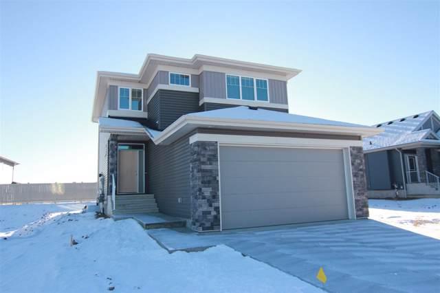 17 Edison Drive, St. Albert, AB T8N 7W1 (#E4184422) :: Initia Real Estate