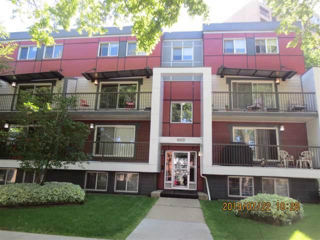 13 10931 83 Street, Edmonton, AB T5H 1M2 (#E4184423) :: Initia Real Estate