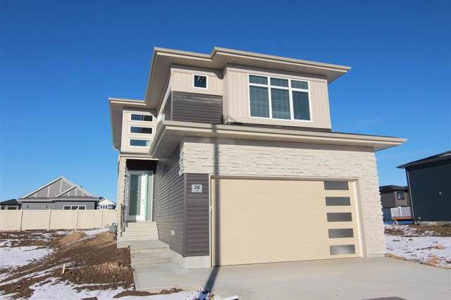 28 Encore Crescent, St. Albert, AB T8N 7W1 (#E4184431) :: Initia Real Estate