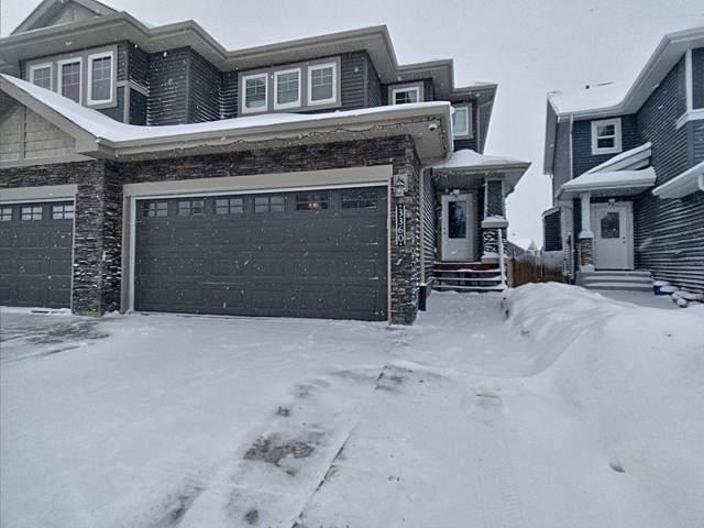 3360 Weidle Way, Edmonton, AB T6X 1T2 (#E4184432) :: Initia Real Estate