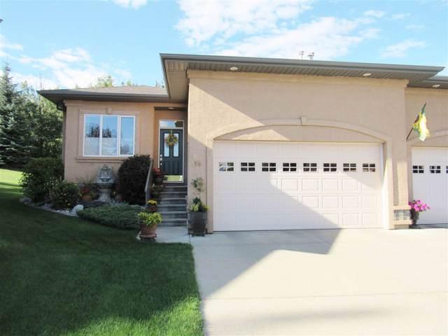 #14 50 Oakridge Drive, St. Albert, AB T8N 7A1 (#E4184433) :: Initia Real Estate