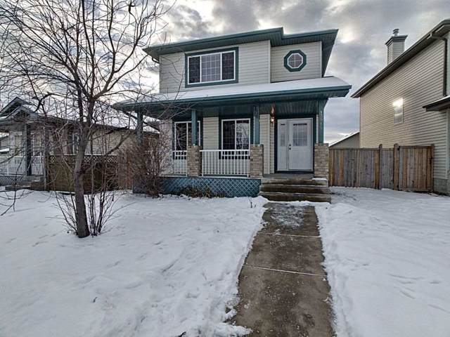 13915 159 Avenue, Edmonton, AB T6V 1V6 (#E4184439) :: Initia Real Estate