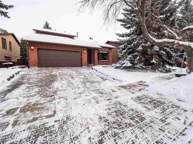 37 Willowbrook Crescent, St. Albert, AB T8N 3H9 (#E4184446) :: Initia Real Estate