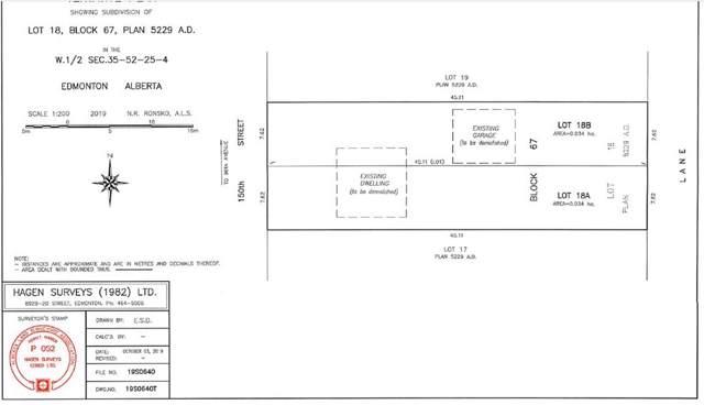 9535 150 Street, Edmonton, AB T5P 1N1 (#E4184450) :: The Foundry Real Estate Company