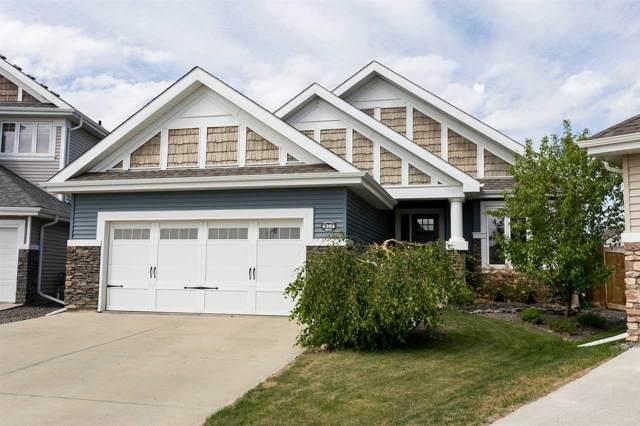 4284 Savaryn Drive, Edmonton, AB T6X 0P4 (#E4184471) :: The Foundry Real Estate Company