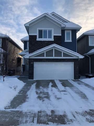 3640 Hummingbird Way, Edmonton, AB T5S 0K7 (#E4184476) :: Initia Real Estate