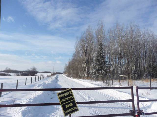 Township 540 Range Road 51, Rural Lac Ste. Anne County, AB T0E 0L0 (#E4184507) :: Initia Real Estate