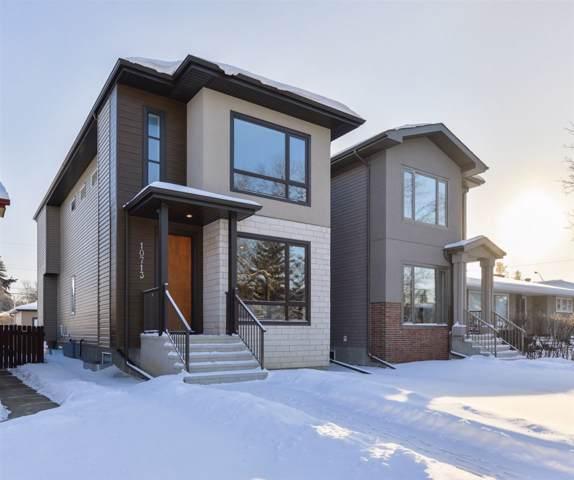 10713 129 Street, Edmonton, AB T5M 0X6 (#E4184520) :: Initia Real Estate