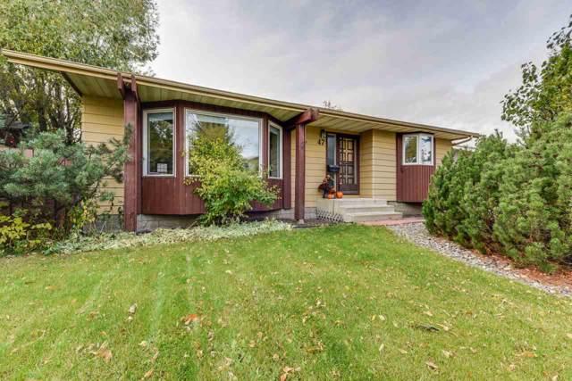 47 Butterfield Crescent, St. Albert, AB T8N 2W6 (#E4184523) :: Initia Real Estate