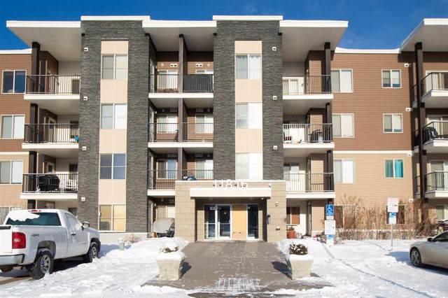 215 11816 22 Avenue, Edmonton, AB T6W 2A2 (#E4184530) :: Initia Real Estate
