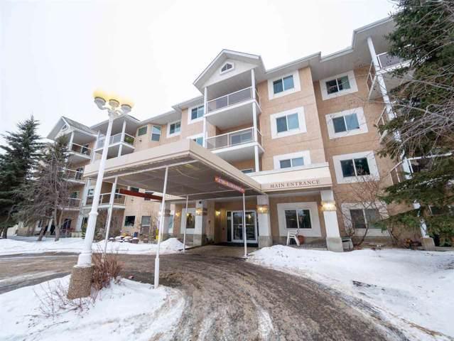 307 10511 42 Avenue, Edmonton, AB T6J 7G8 (#E4184582) :: Initia Real Estate