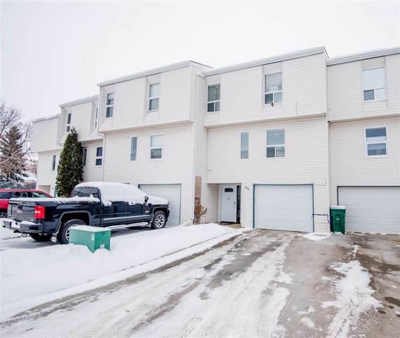 105 Kingsfield Village, Leduc, AB T9E 5J9 (#E4184597) :: Initia Real Estate