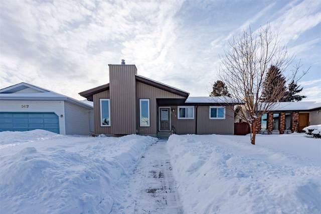5421 14A Avenue NW, Edmonton, AB T6L 3B6 (#E4184609) :: Initia Real Estate