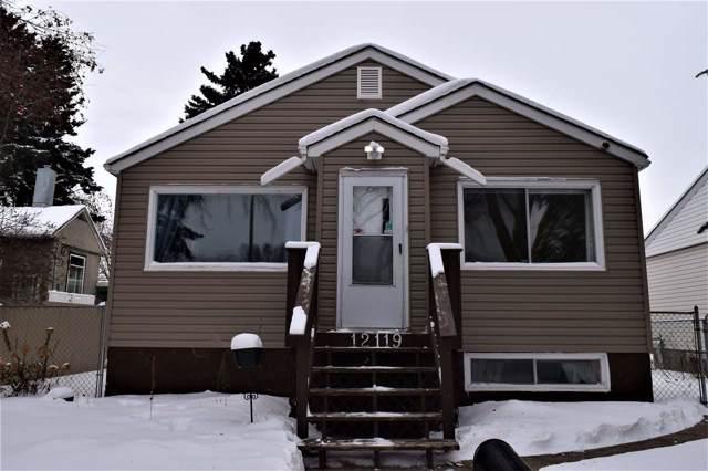 12119 62 Street, Edmonton, AB T5W 5E1 (#E4184673) :: Initia Real Estate