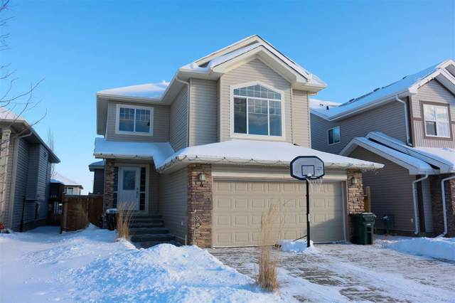 4 Henderson Court, Spruce Grove, AB T7X 0C6 (#E4184748) :: Initia Real Estate