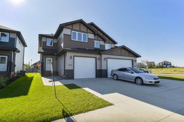 304 Genesis Villa(S), Stony Plain, AB T7Z 0J6 (#E4184752) :: Initia Real Estate