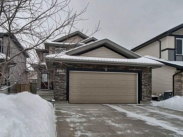 6967 19A Avenue, Edmonton, AB T6X 0L8 (#E4184764) :: The Foundry Real Estate Company