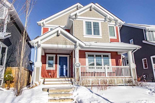 7824 Summerside Grande Boulevard, Edmonton, AB T6X 0S9 (#E4184816) :: The Foundry Real Estate Company