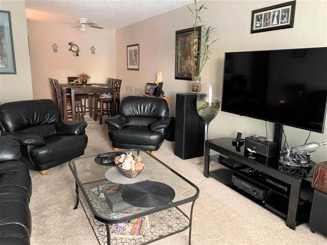 212 4608 52 Avenue, Stony Plain, AB T7Z 1N7 (#E4184818) :: Initia Real Estate