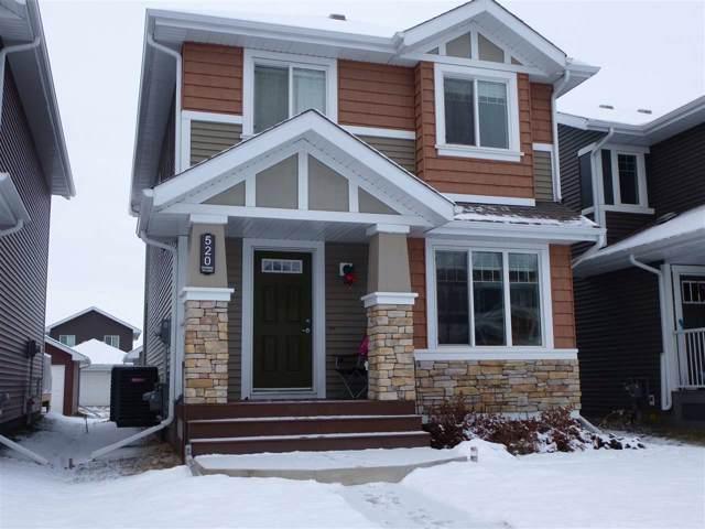 520 Ebbers Way NW, Edmonton, AB T5Y 3T8 (#E4184829) :: Initia Real Estate
