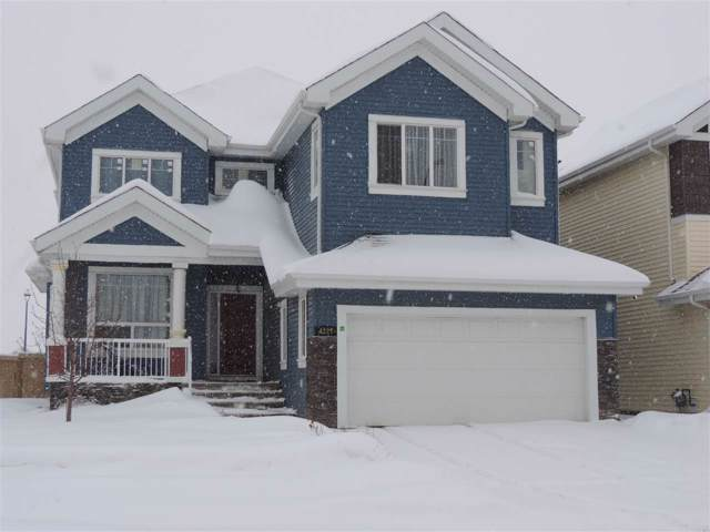4227 Savaryn Drive, Edmonton, AB T6X 1N8 (#E4184855) :: The Foundry Real Estate Company