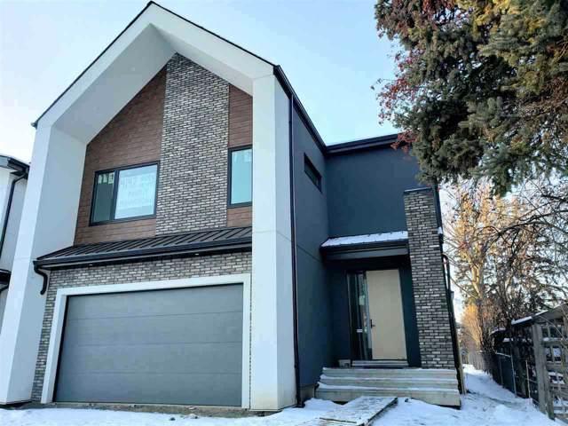 4142 Aspen Drive, Edmonton, AB T6J 2B2 (#E4184880) :: Initia Real Estate