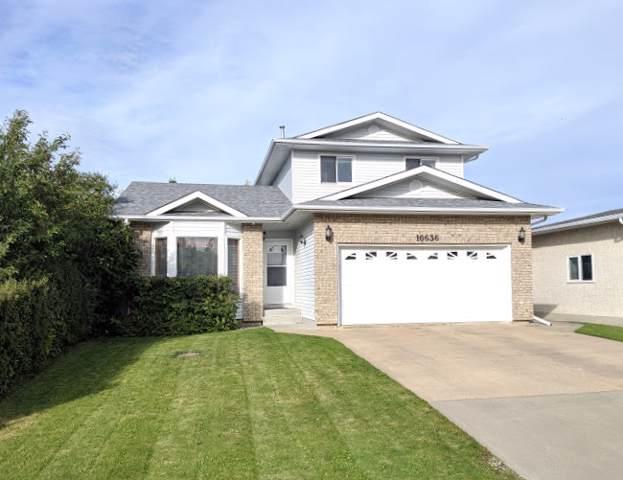 10636 110 Street, Westlock, AB T7P 1A2 (#E4184882) :: Initia Real Estate