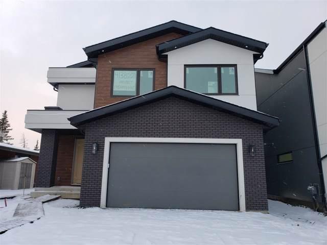 4138 Aspen Drive, Edmonton, AB T6J 2B3 (#E4184885) :: Initia Real Estate
