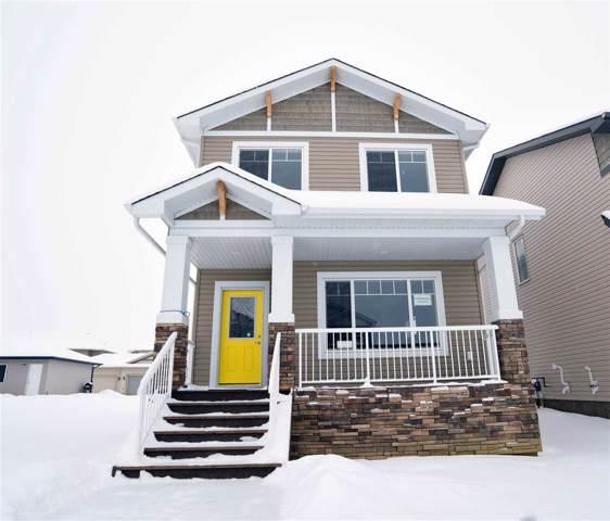 12 Hemingway Crescent, Spruce Grove, AB T7X 2L6 (#E4184904) :: Initia Real Estate