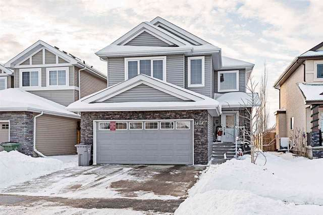 3404 65 Street, Beaumont, AB T4X 0G5 (#E4184929) :: YEGPro Realty